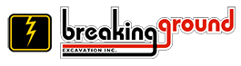 Breaking Ground Excavation Inc